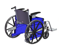 Wheelchair Schematic